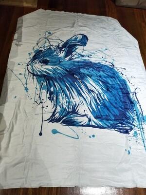 Plush Flannel Blanket 2