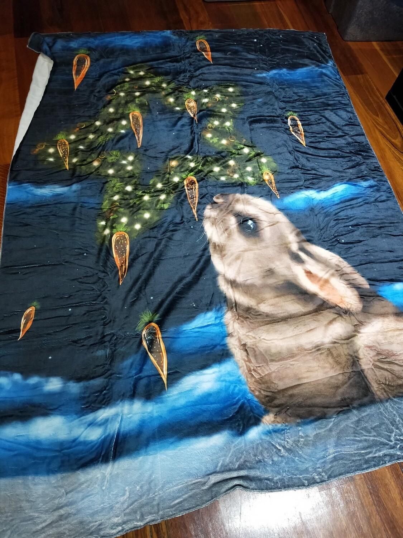Plush Flannel Blanket 5
