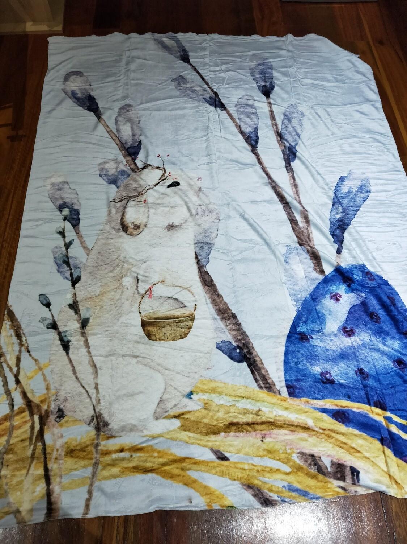 Plush Flannel Blanket 6