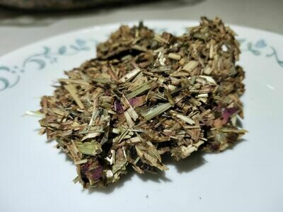 Rose &  Echinacea Chaffties