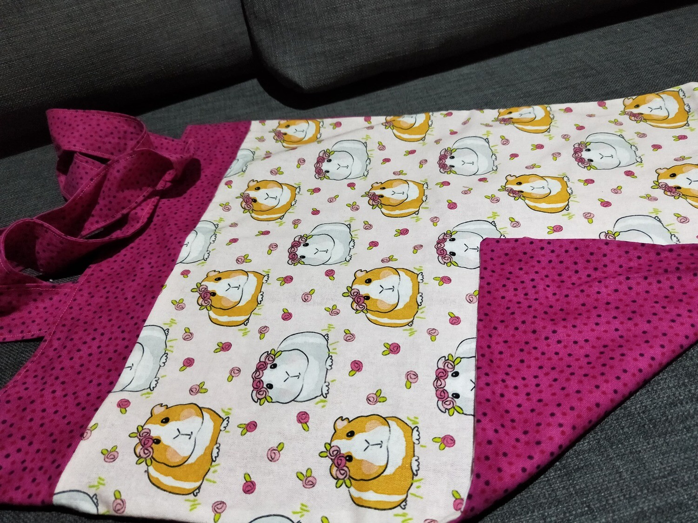 BabyBunts - Guinea Pig Tote bag 1