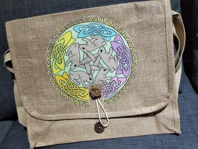 Barbi Design - Jute Bag 2