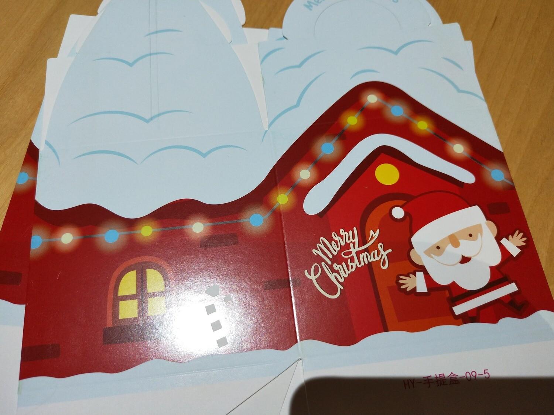 Santa box 6