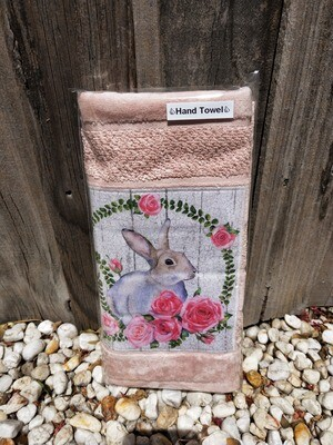 Barbi Design - Hand Towel 22