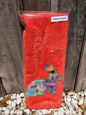 Barbi Design - Hand Towel 19