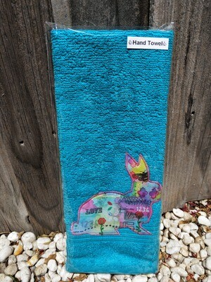Barbi Design - Hand Towel 26