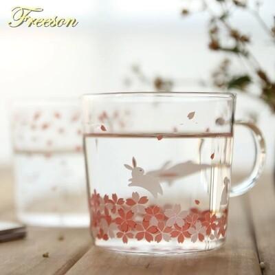 Sakura mug -310 ml