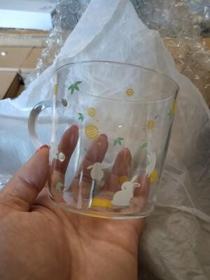 Yellow bunny mug -310 ml