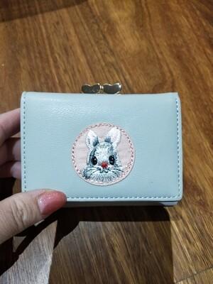 Wallet 2 - grey