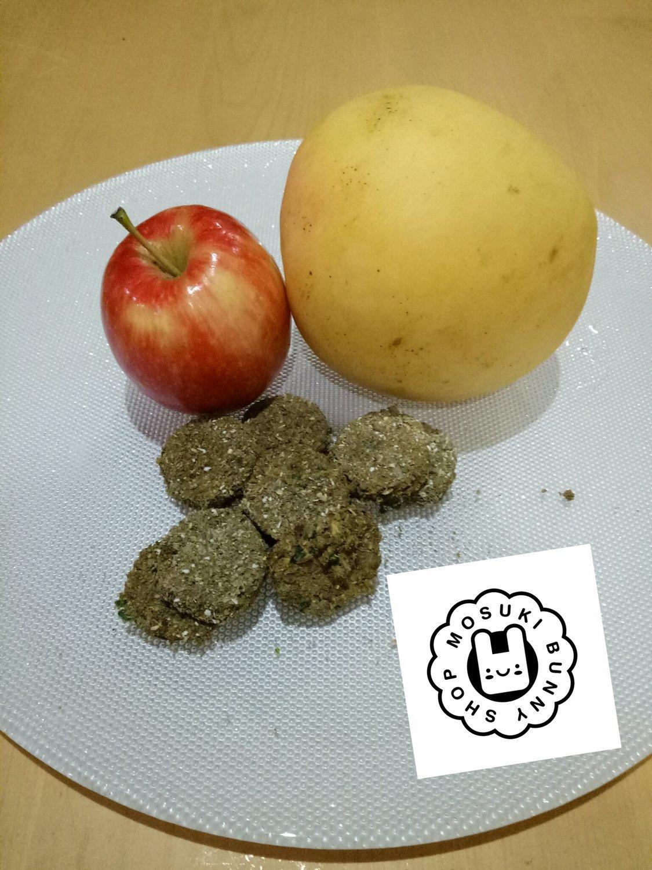 Apple & Mango Cookies