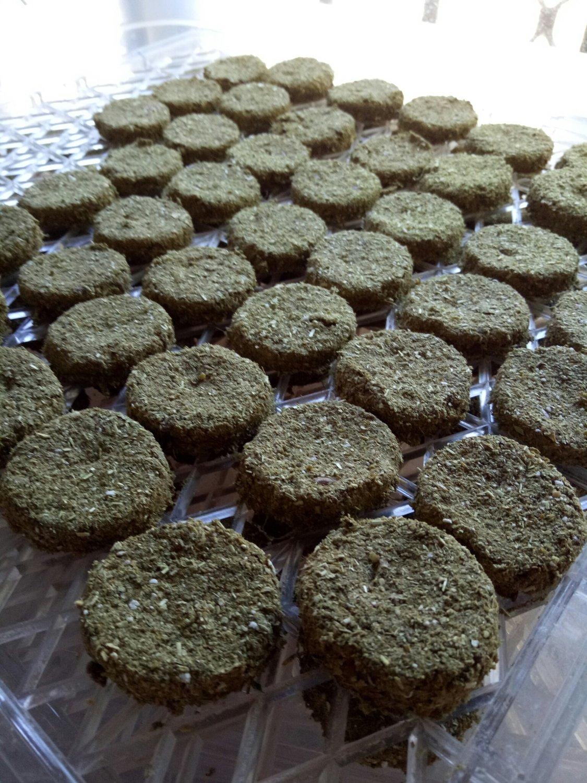 Apple/Mint Cookies