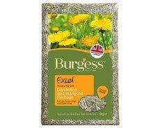 Burgess Marigold & Dandelion timothy hay