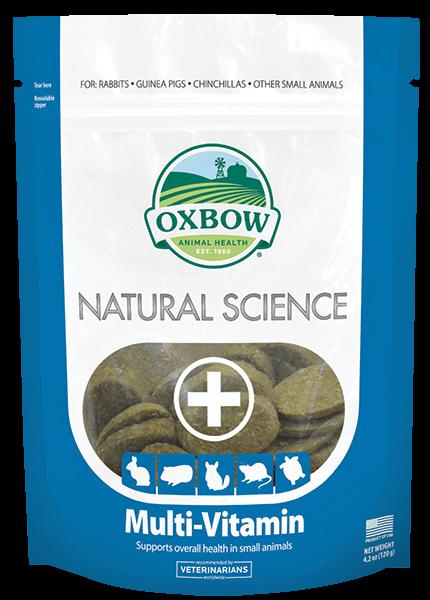Oxbow multi vitamin