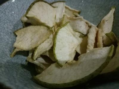 dry pear