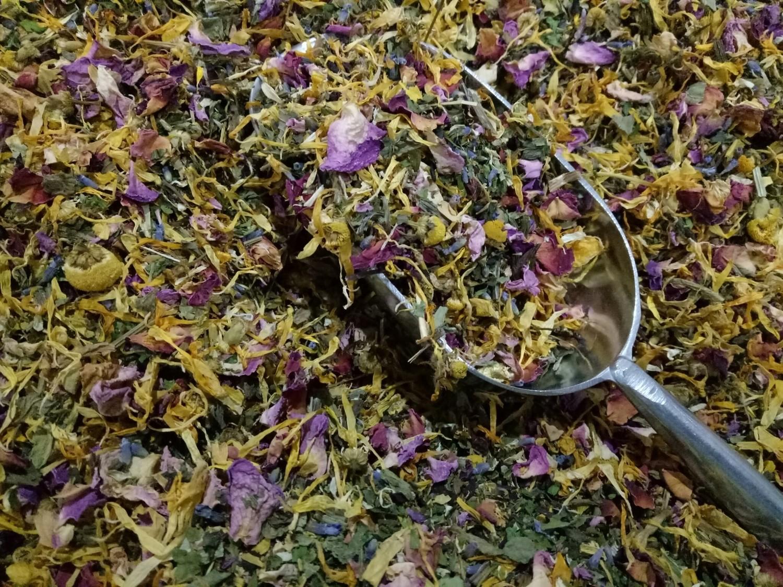 Mosuki herbs & flower Mix