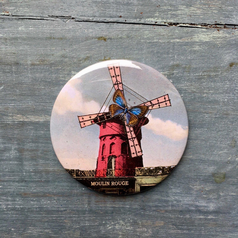 Zakspiegel 'Moulin Rouge' - Les Cakes de Bertrand
