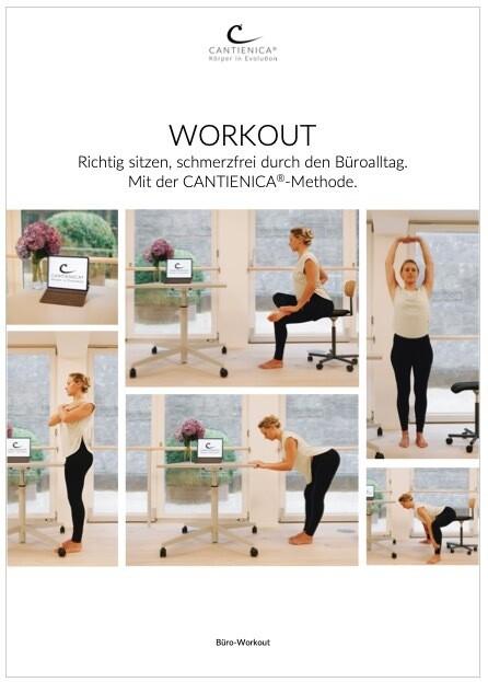 """Workout """"Richtig sitzen"""" (PDF)"""