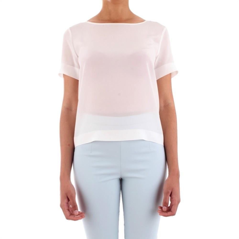 PATRIZIA PEPE - Camicia in seta - Bianco