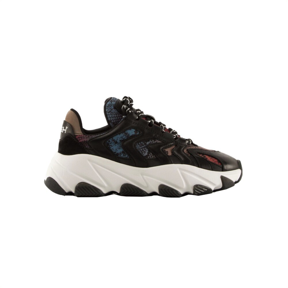 ASH - Extreme sneakers - Taupe Forest Black