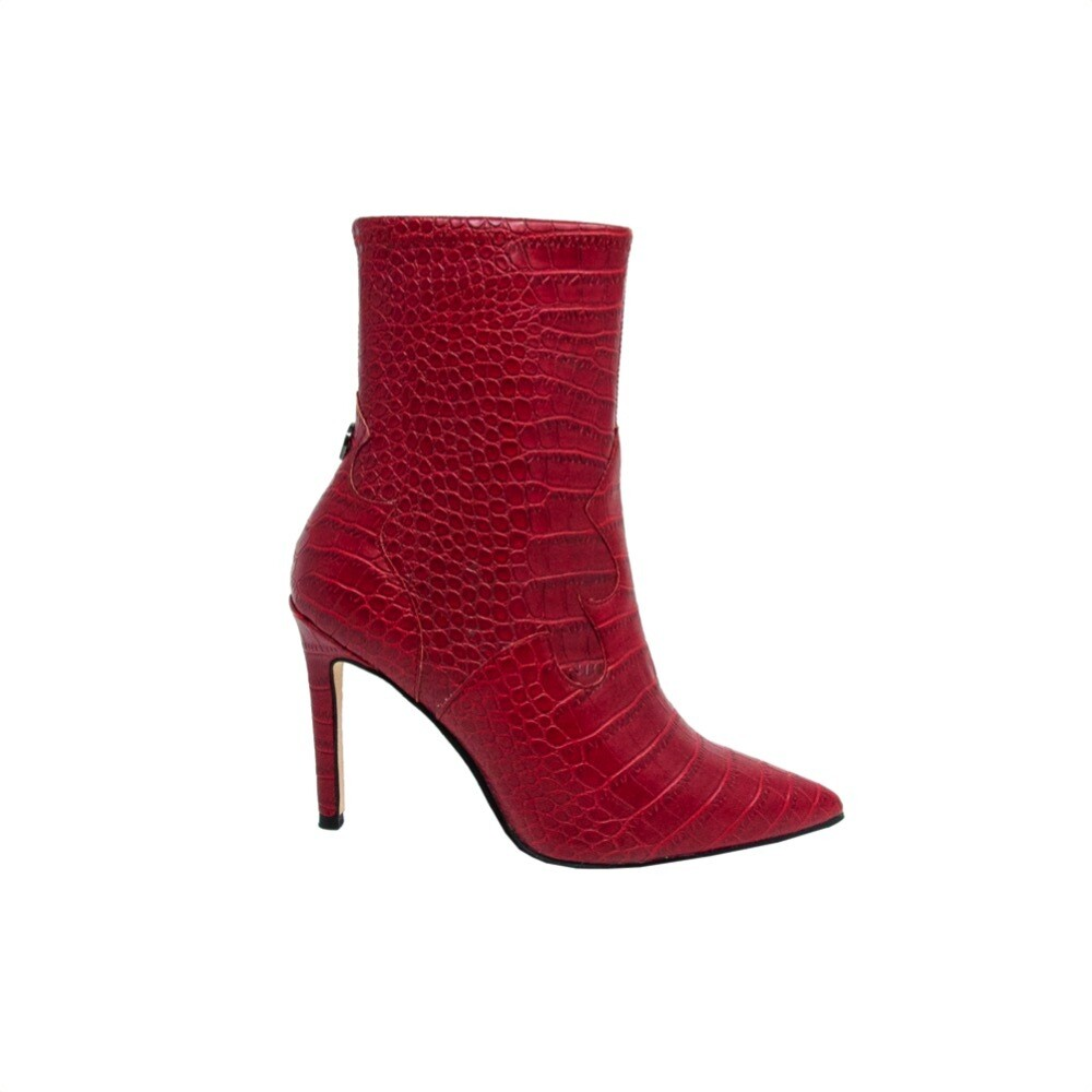 GUESS - Bayley Stivaletto - Red