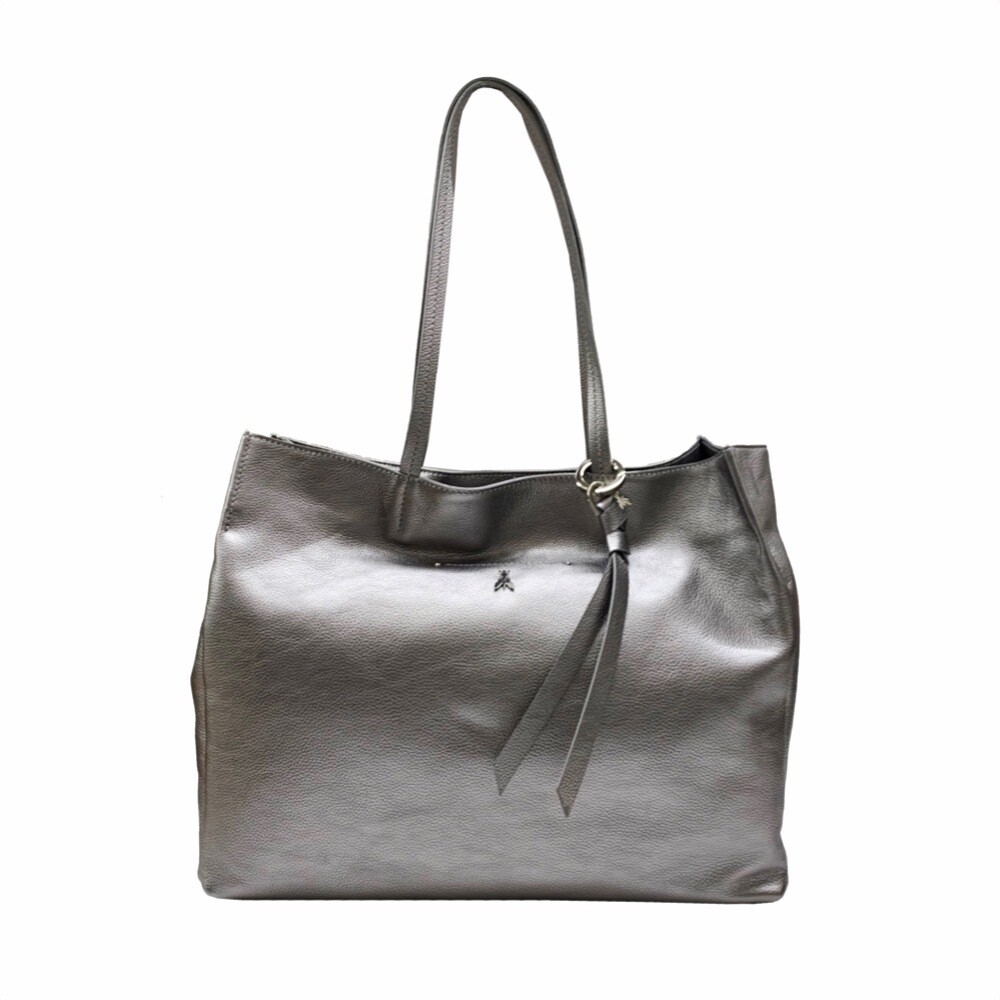 PATRIZIA PEPE - Shopping Pepe City grande - Winter Silver