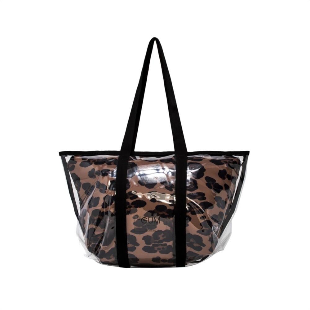 GUM - Shopper Seasonless Media - Leopardo