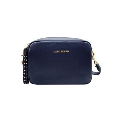 LANCASTER - Ana&Annae Small Crossbody bag - Bleu Fonce
