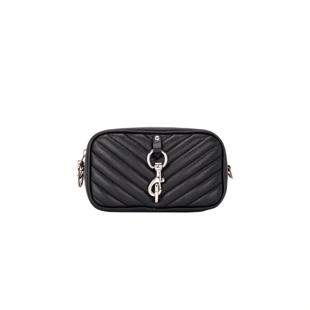 REBECCA MINKOFF - Camera Belt Bag - Black