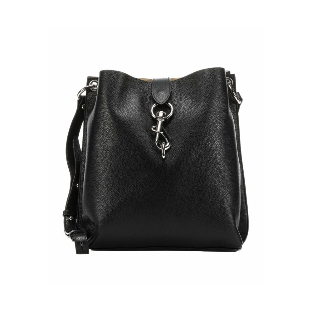 REBECCA MINKOFF - Meghan Shoulder Bag  - Noir