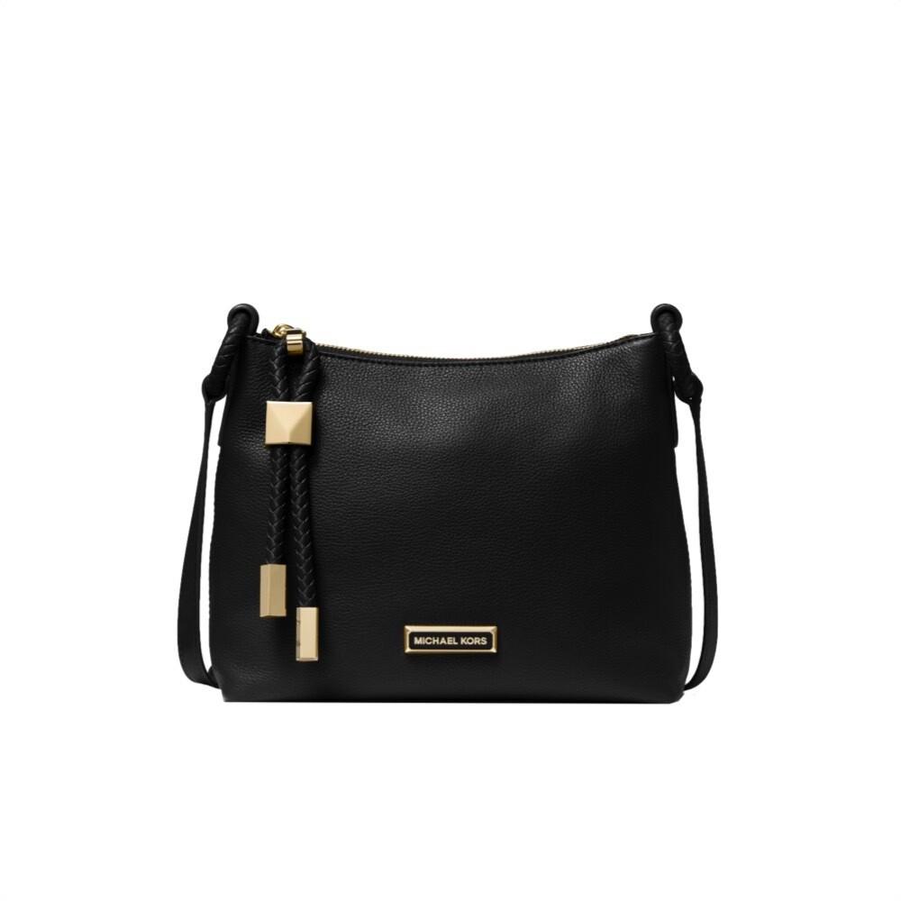 MICHAEL KORS - Lexington Large Crossbody Bag - Black