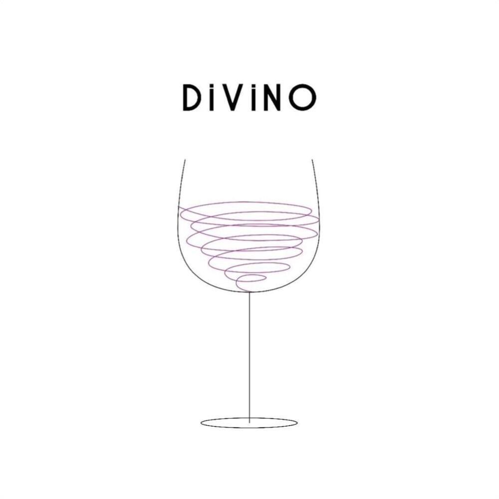 T-SHOT - T-shirt Divino - White