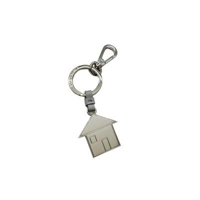COCCINELLE - Casa Portachiavi/Charm Basic Metal Nickel - Dolphin