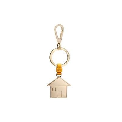 COCCINELLE - Casa Portachiavi/Charm Basic Metal - Sun