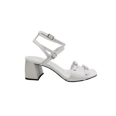 WHAT FOR - Mal sandalo - Off White