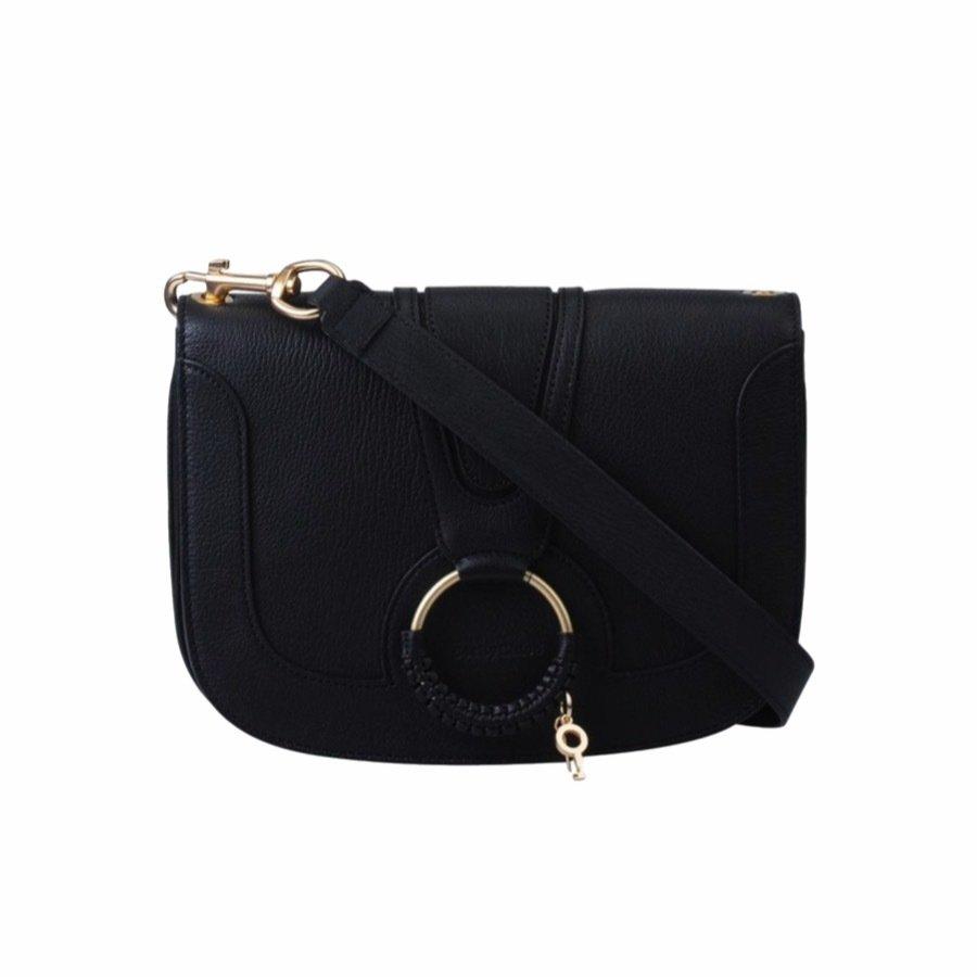 SEE BY CHLOÉ - Hana Medium Crossbody Bag - Black