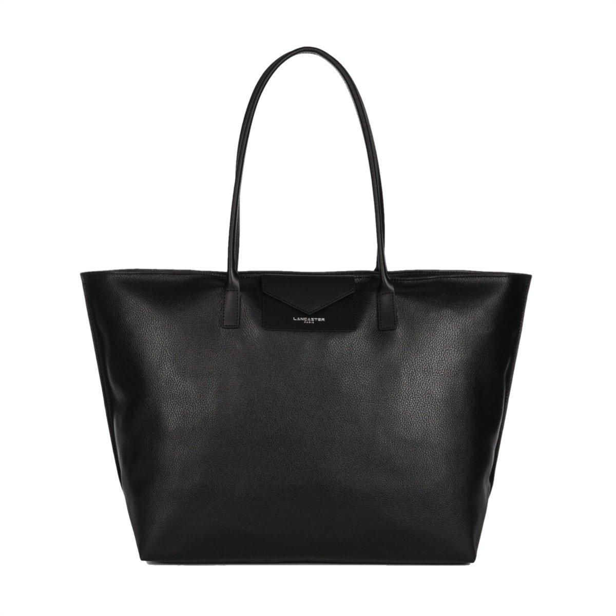 LANCASTER - Maya XL Tote bag - Noir