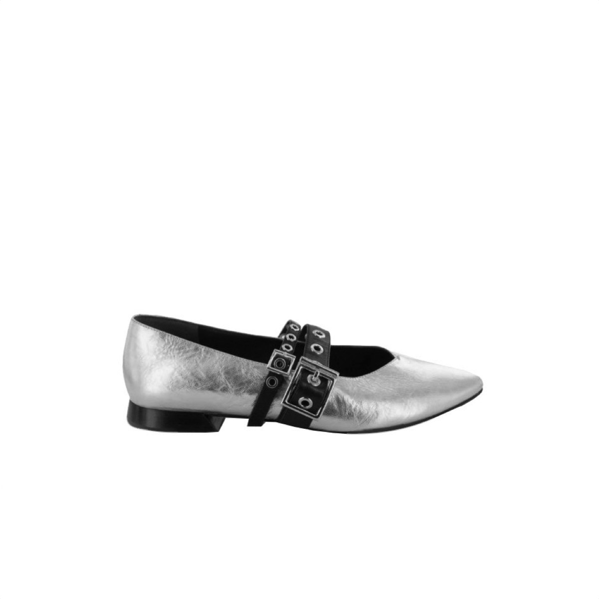 WHAT FOR - Jessica Ballerine - Silver