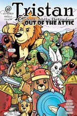 Cuddly Defenders Comic: Out Of The Attic Issue One