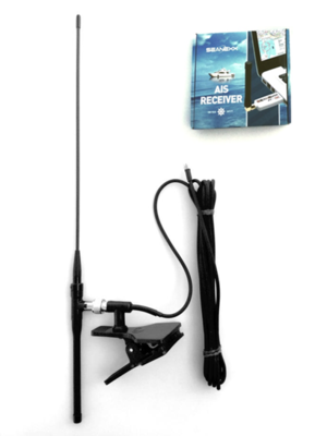 SEANEXX RX210 with clip antenna