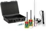 AIS complete system with 2 SEAANGEL AIS SA15 (SOLAS)
