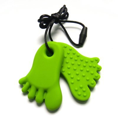 Footprint Pendant 10 pack