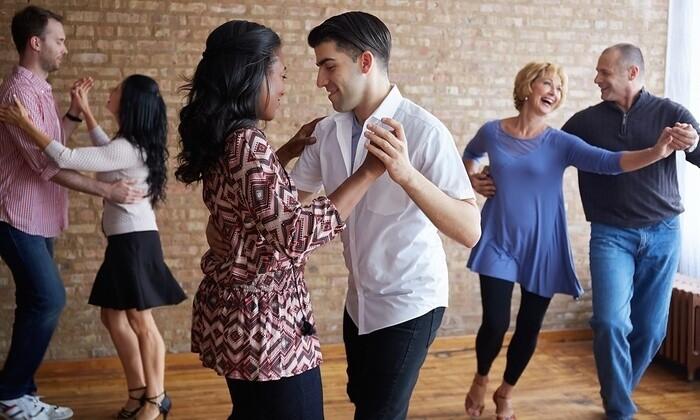 Partners Latin Dance Program