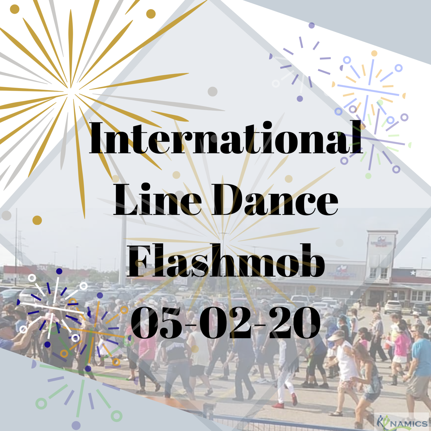 International Line Dance Flashmob