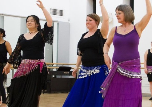 Belly Dancing program