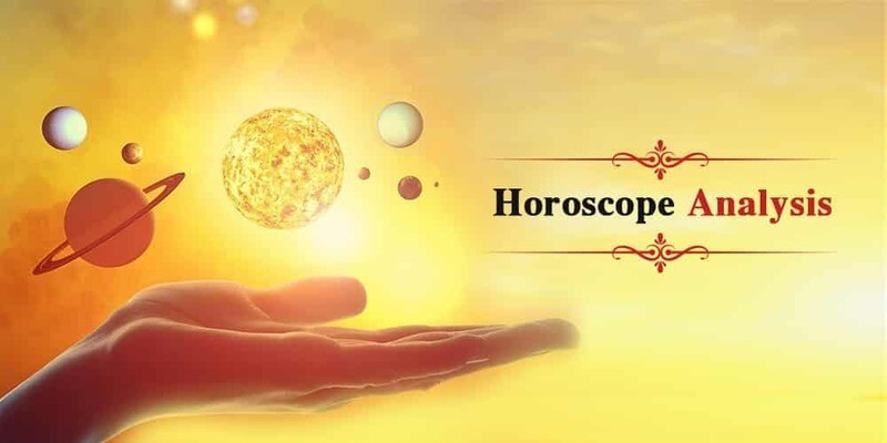 In-Depth Horoscope Analysis | Covering Three Life Areas | Written PDF Report