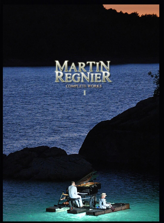 Martin Régnier Notebook - COMPLETE WORKS I