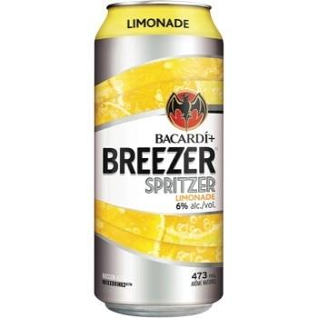 Breezer au choix 3,99$