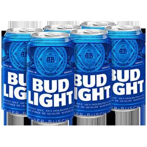 Bud Light 13,49$