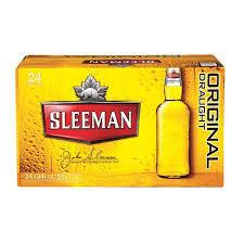 Sleeman au choix 30,99$