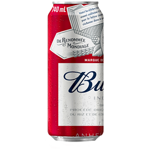 Bière au choix format 740ML  3,99$